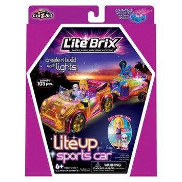 Cra-Z-Art Lite Brix Sports Car