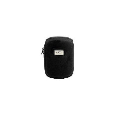 Digital Concepts HS 6 Hard Shell Digital Camera Case Black HEC0MCCXP-1608