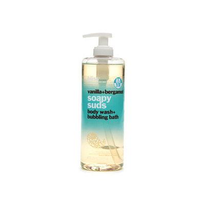 Bliss Vanilla + Bergamot Soapy Suds Body Wash + Bubbling Bath