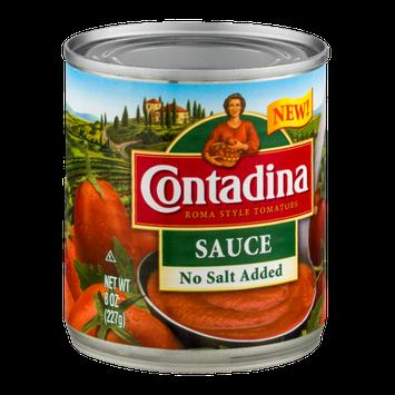 Contadina Tomato Sauce No Salt Added