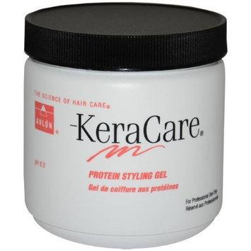 Avlon Keracare Protein Styling Gel, 16 Ounce