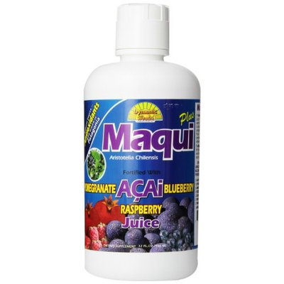 Dynamic Health Laboratories Dynamic Health Maqui Plus Juice Blend 32 fl oz (946 ml)