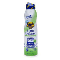 Banana Boat Ultra Defense Max Skin Protect Continuous Spray Sunscreen