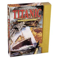 BePuzzled Murder on the Titanic Mystery Jigsaw Puzzle Ages 12+