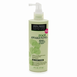 John Frieda Root Awakening Lift + Refresh Root Spray for Oily Scalp & Dry Hair