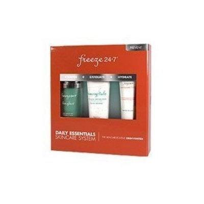 Freeze 24 / 7 Freeze 24-7 Daily Essentials Skincare System-3 ct