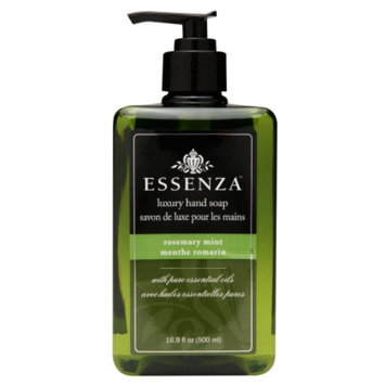 Essenza Luxury Hand Soap, Rosemary Mint, 16.9 fl oz