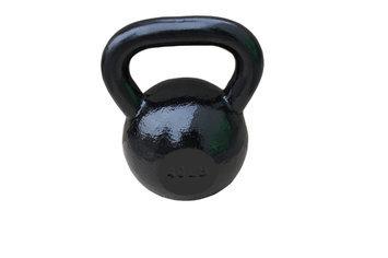 Sunny Health & Fitness Black Kettle Bell-40LB