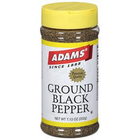 Adams Ground Black Pepper Spice, 202g