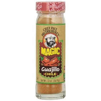 Magic Seasoning Blends Guajillo Chili, 1.3-Ounce Bottles (Pack of 6)