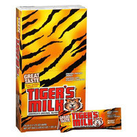 Tiger's Milk Nutrition Bars Peanut Butter,24 Pack