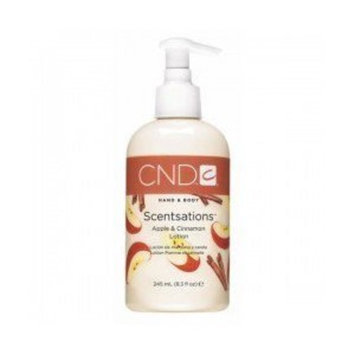 Cnd Cosmetics Creative Lotion 8.3 Oz Apple Cinnamon Hand & Body Lotion