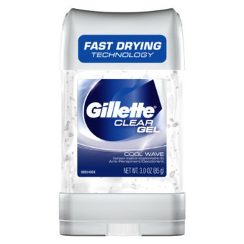 Gillette Clear Gel Anti-Perspirant/Deodorant - Cool Wave