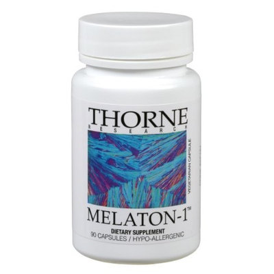 Thorne Research - Melaton-1 (90 Vegetarian Capsules)