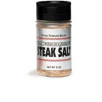 Mannheim Steamroller Nebraska Steak Salt Seasoning