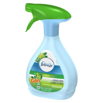 Febreze Gain Original Scent Fabric Refresher Spray 16.9 oz