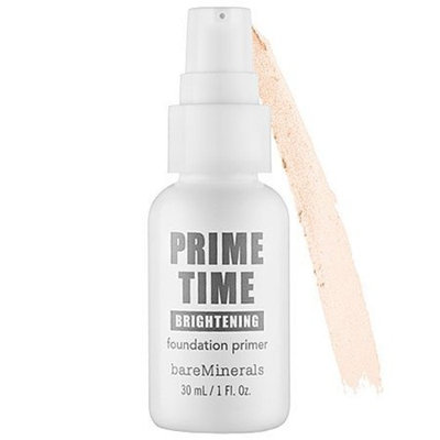 Bare Escentuals Prime Time Brightening Foundation Primer