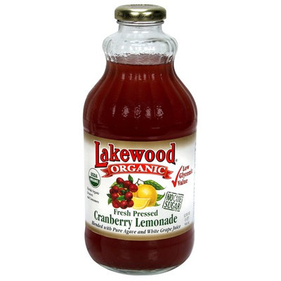 Lakewood Juice, Cranberry Lemonade - 32 fl oz