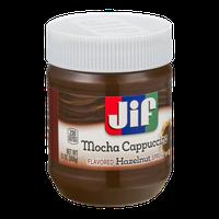 Jif Flavored Hazelnut Spread Mocha Cappuccino
