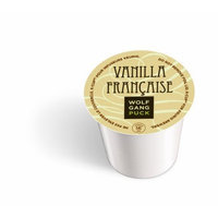 Wolfgang Puck Coffee, Vanilla Francaise, 24-Count K-Cups for Keurig Brewers