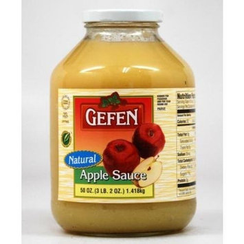 Gefen Natural Apple Sauce 46oz.