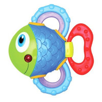 Nuby Tropical Teethers Pals, Characters Vary