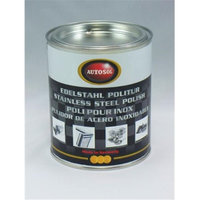 Autosol Stainless Steel Polish 750ml Can