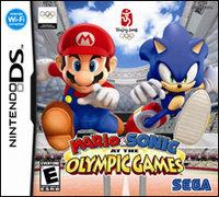 Sega of America Mario and Sonic: Olympic Games