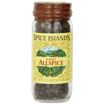 Spice Islands Allspice, Whole, 1.5-Ounce (Pack of 3)