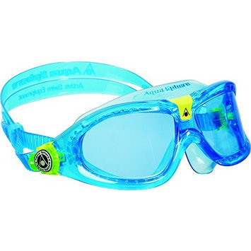 Aqua Lung America Kid's Seal Goggles with Clear Lens, Blue