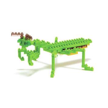 Nanoblock nanoblock Mini Plus Praying Mantis Building Blocks