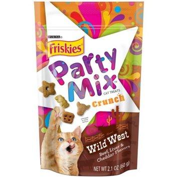 Friskies Party Mix Wild West Crunch: Beef