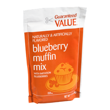 Guaranteed Value Blueberry Muffin Mix