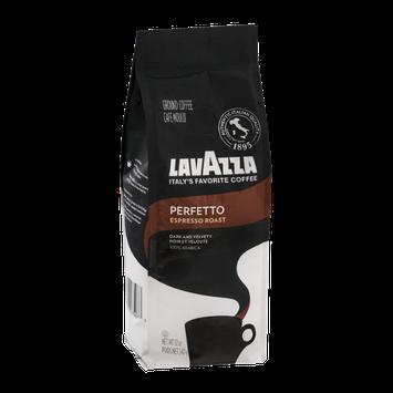 Lavazza Ground Coffee Perfetto Expresso Roast