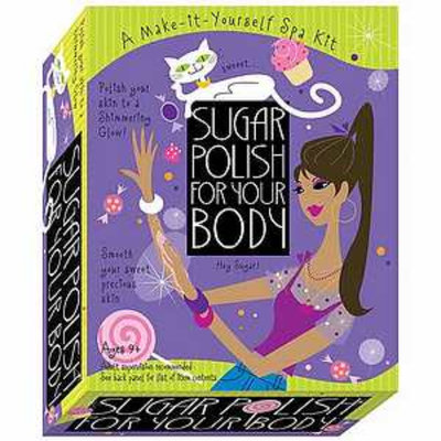 Scientific Explorer Sugar Polish for Your Body Kit Ages 9 and up