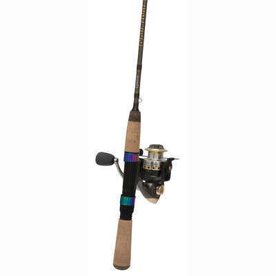 Quantum Teton Trout 2-Piece 6ft 6in Spinning Combo