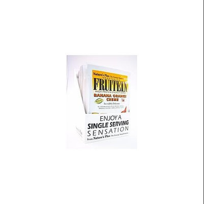 Fruitein Shake (Banana/Orange) Nature's Plus 8 Packet