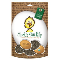 Treats For Chickens Llc Treats For Chickens Cluck'n Sea Kelp, Size: Individual Pack