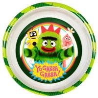 3 Piece Yo Gabba Gabba Bowl and Fork and Spoon Set