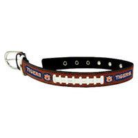 GameWear Auburn Tigers Classic Leather Medium Football Collar