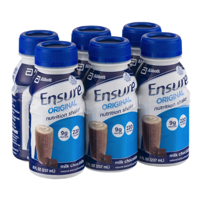 Ensure Original Nutrition Shake Milk Chocolate - 6 CT