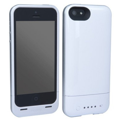 Mophie mophie Juice Pack Air 1700mAh for iPhone 5/5s White