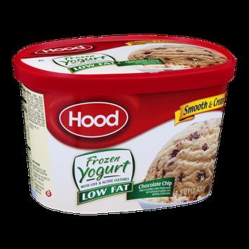 Hood Frozen Yogurt Low Fat Chocolate Chip