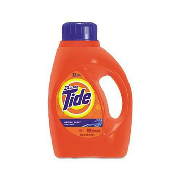 Tide 2x Ultra Original Scent Liquid Laundry Detergent