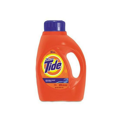 Tide 2x Ultra Original Scent Liquid Laundry Detergent