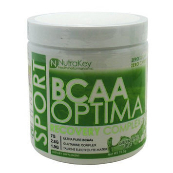 Nutrakey BCAA Optima Green Apple - 5 servings