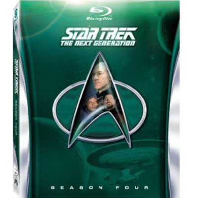 Star Trek: The Next Generation - Season 4 (Blu-ray) (Widescreen)