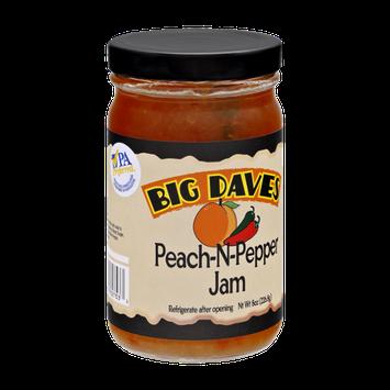 Big Daves Peach-N-Pepper Jam