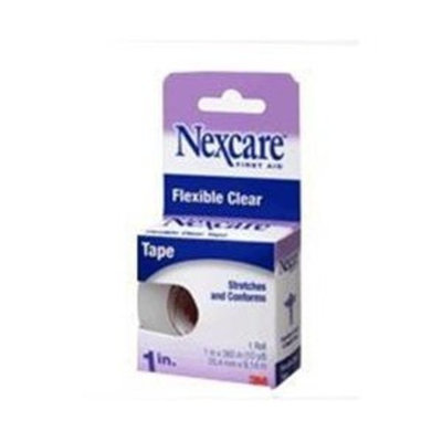 3M PERSONAL AND HEALTH CARE NEXCARE FIRST AID TPE CLEAR Size: 1
