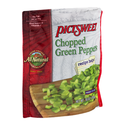 Pictsweet Chopped Green Peppers